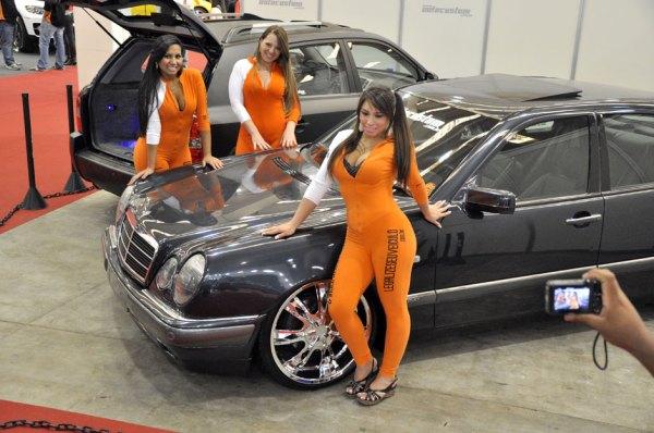 Garotas no X-Treme Motorsports 2011