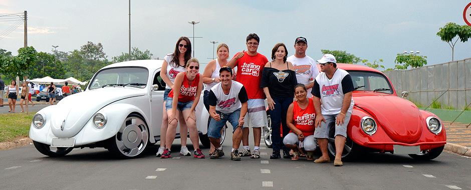 Sétima etapa do evento Tuning Car Aguaí realizado em dezembro de 2012 com finais dos campeonatos da 101% Eventos e dB Drag Racing