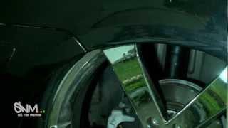 Vídeo do Peugeot 307 CC 2005 rebaixado com aro 20