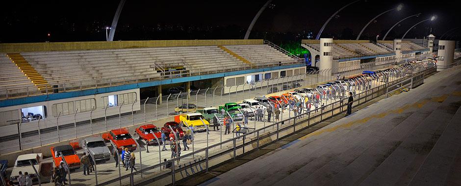 Carros Sambódromo - Auto Show Collection - Abril 2013