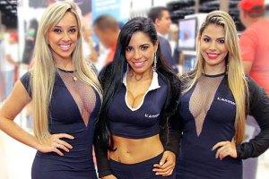 Gatas Garotas Mulheres Autoesporte Exposhow 2013 Anhembi Globo