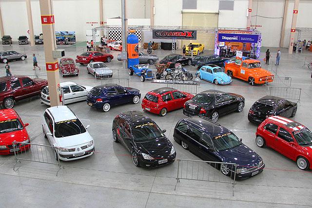 Garagem X Motor Show