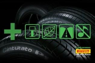 Pneus Pirelli - Green Performance