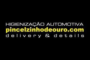 Pincelzinho de Ouro Higienização Automotiva Delivery