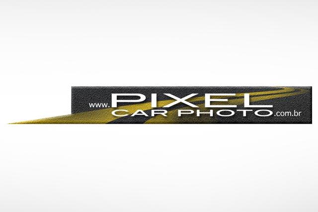 Pixel Car Photo