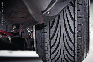Comprando pneus pela web