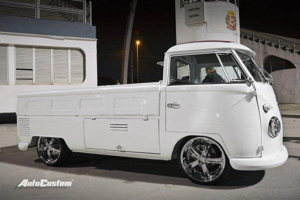 Volkswagen Kombi Pick-Up