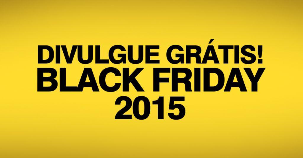 Black Friday 2015 automotivo para carros