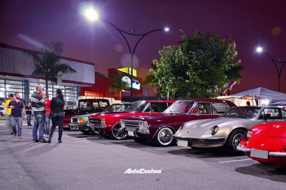 Fotos do Encontro Global de Carros Antigos - 3 dezembro 2015