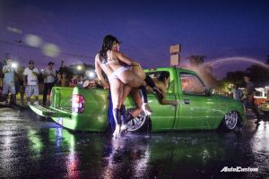 Fotos Lava Car e Show Tequileiras do Funk - 16º Mega Motor