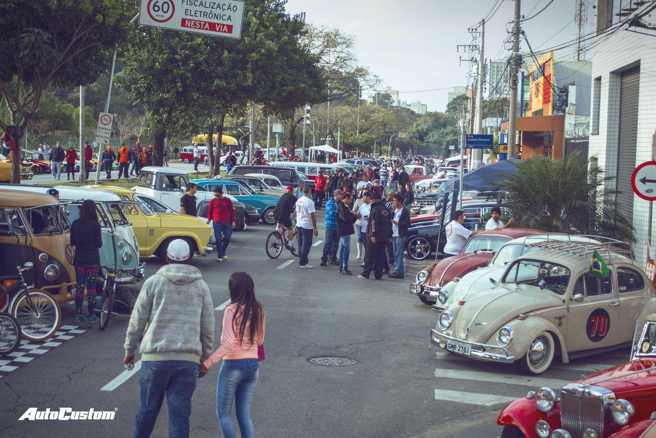 Fotos 7º Encontro de Carros Antigos & Especiais de Guarulhos