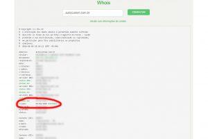 Registro domínio AutoCustom