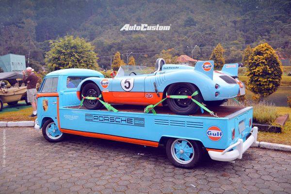 Kombi Pick-Up Porsche