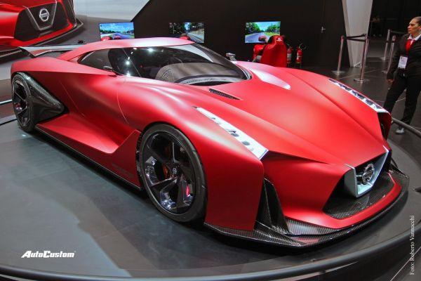 Nissan VGT 2020