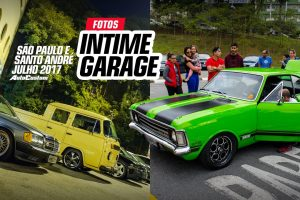 Fotos Encontros InTime Garage | SP e Santo André | 21 e 22 julho 2017