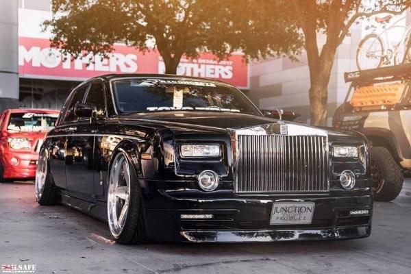 Rolls Royce rebaixado aro 24 Gangsta VIP Style