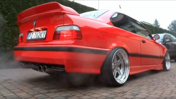 BMW E36 V8