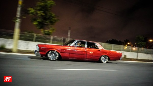 Night LowRider it's a good day! Brazil Edition