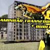 Caminhão Transformers + Caminhão Tenebroso no TSB Final 2018