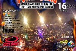 "POWER BANG ""O Maior Campeonato Automotivo Noturno"""