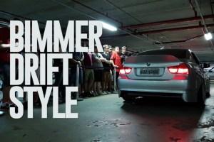Bimmer Drift Style com 2JZ piloto Erick Medici