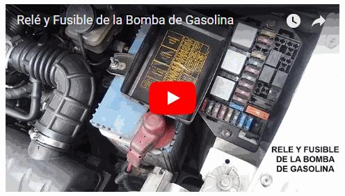 2006 Chevy Colorado Fuse Box Bomba De Gasolina