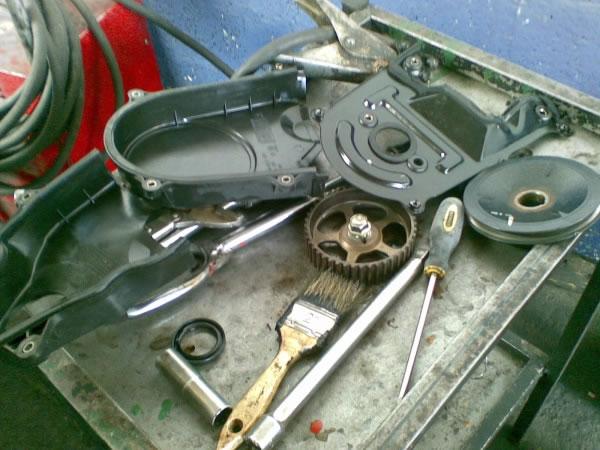 Diagrama Elctrico De La Caja De Fusibles Del Motor Daewoo Matiz Y