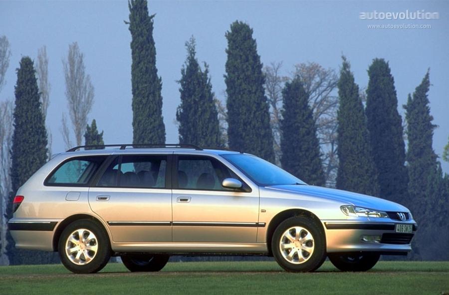 Peugeot 406 technische daten und verbrauch