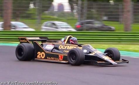 Fórmula 1 histórica; un festival de V8, V10 y V12 [vídeo]