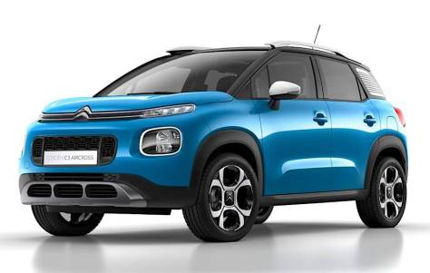 El nuevo Citroën C3 Aircross ya tiene precio en España