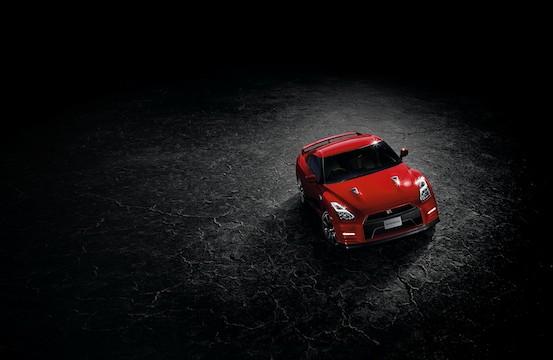 Nouvelle Nissan GT-R