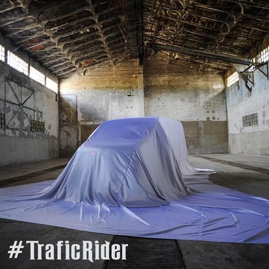 #traficrider
