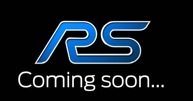 Reveal New Ford Focus RS