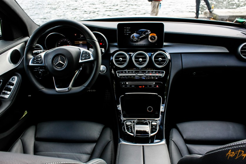 essai mercedes classe c 220d sportline 7g tronic plus autoday. Black Bedroom Furniture Sets. Home Design Ideas