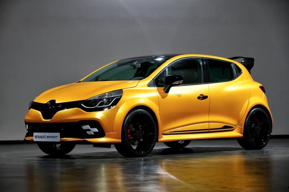 Clio RS Trophy R.