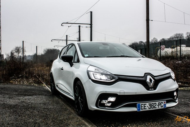 Clio 4 RS Trophy