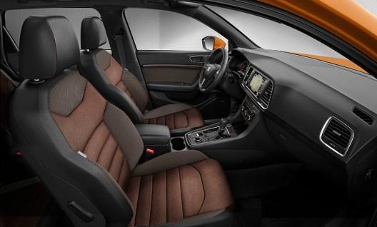 SEAT ATECA 086l