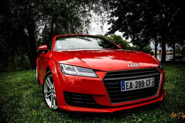 Audi TT Roadster-2