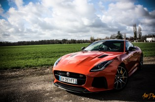 Jaguar F-Type SVR-13