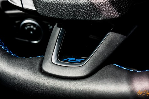 Ford Focus RS interieur-17