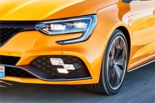 Nouvelle Renault MEGANE R.S.