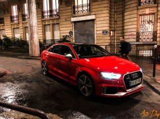Audi RS3 Berline LR-10