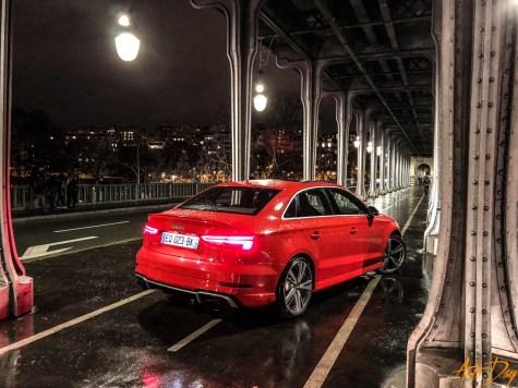 Audi RS3 Berline LR-16