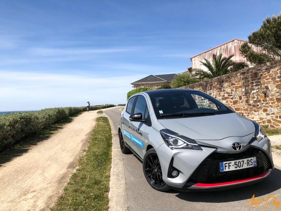 Toyota Yaris GR Sport-2