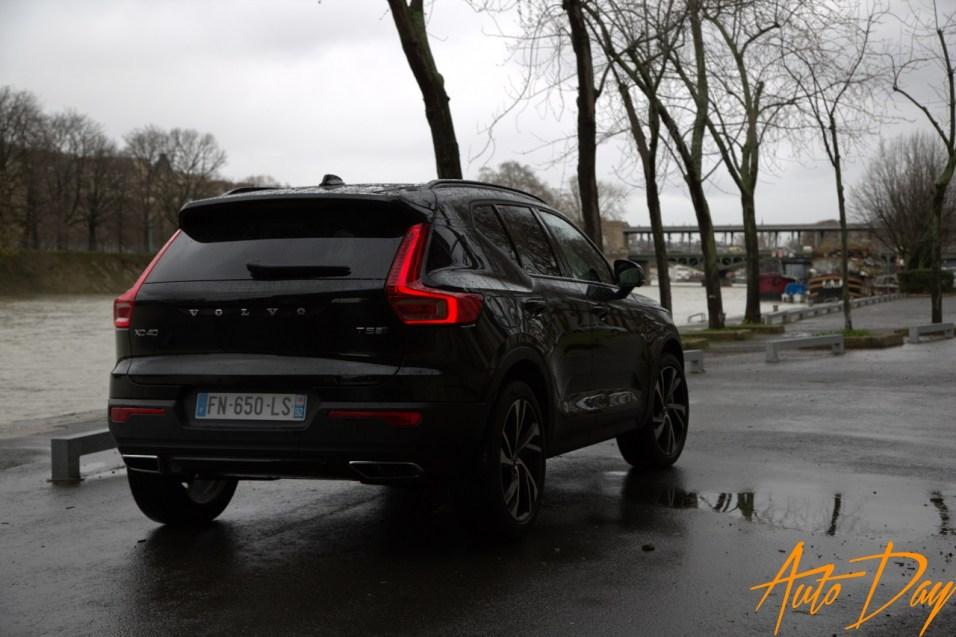 Volvo XC40 Recharge T5 R-Design