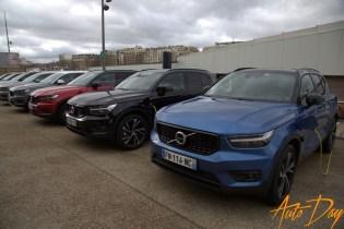 Volvo XC40 Recharge T5 - choisissez votre coloris