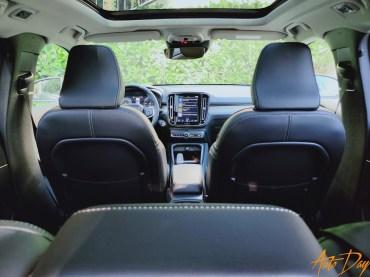 Volvo XC40 Recharge T5 - lumineux, habitable et zen, à la suédoise
