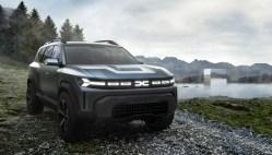 Dacia Bigster Concept, le future SUV du segment C de Dacia