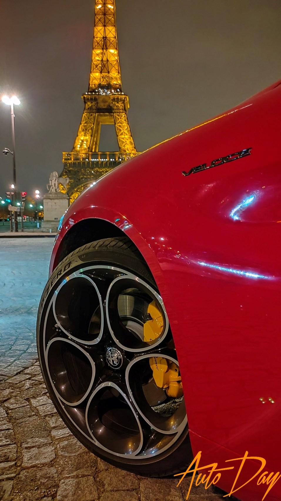 Alfa Romeo Giulia Veloce AT8 Essence 280ch