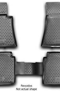 Guminiai kilimėliai Novline AUDI A5 nuo 2016m.